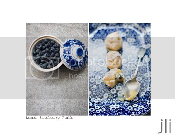 lemon blueberry puffs,profiteroles,lemon curd,food photography,sydney,jillian leiboff imaging,baking