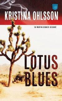 Bokomslag Lotus blues (pocket)
