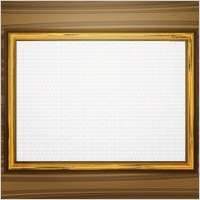 classic_wood_frame_01_vector_ ...