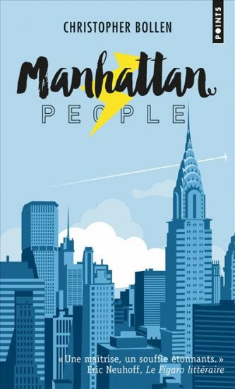 Couverture Manhattan people