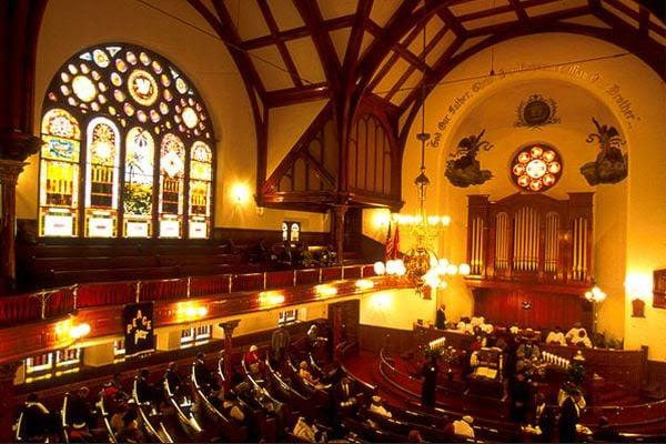 Mother Bethel African Methodist Episcopal church