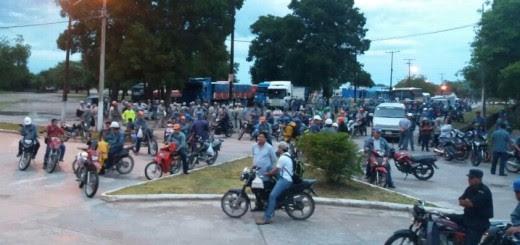 Resultado de imagen para Vallemí: Tras protesta en la INC