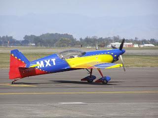 MX2 aerobatic aircraft