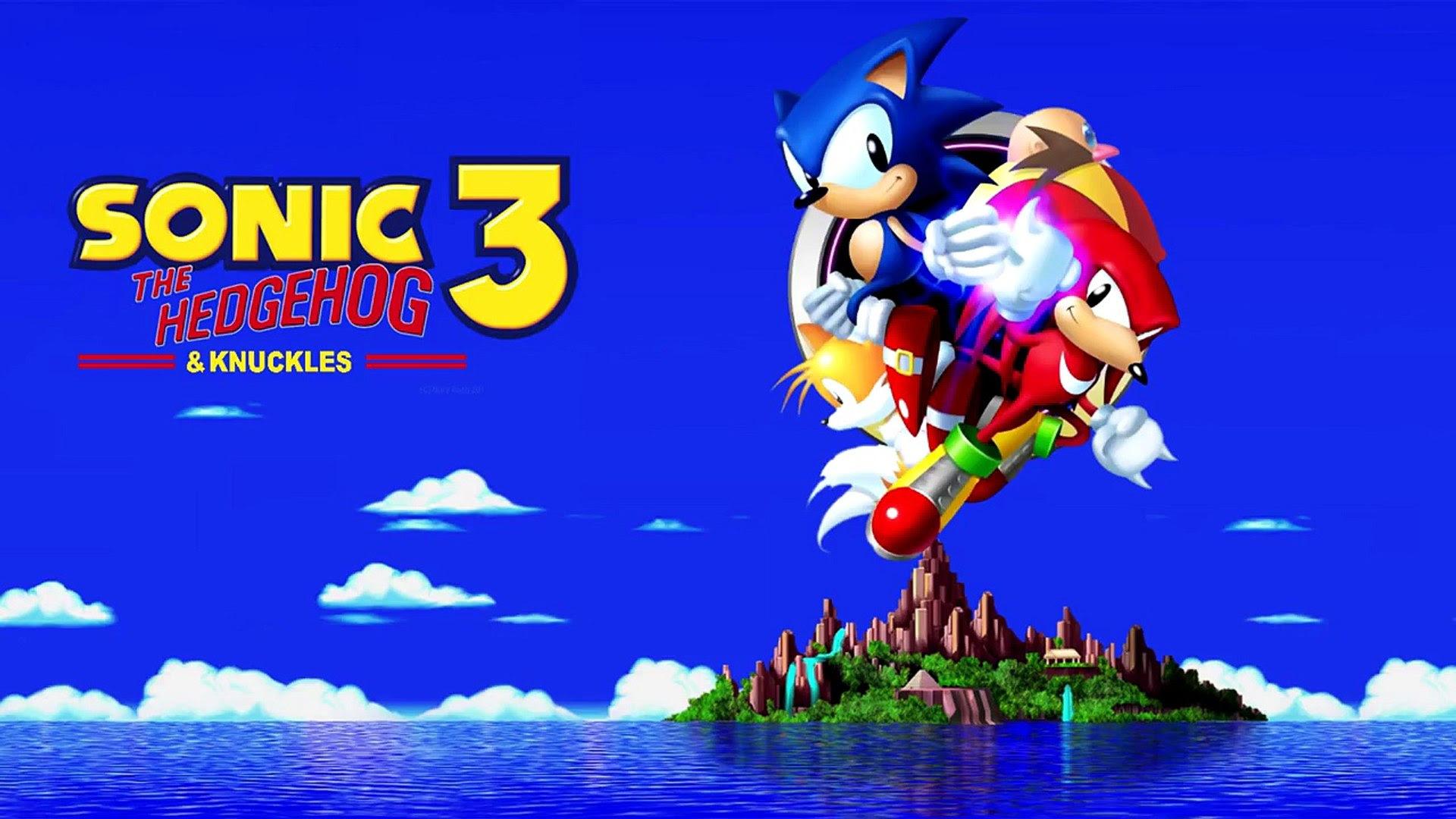 Sonic 20 And Knuckles   xloimsei