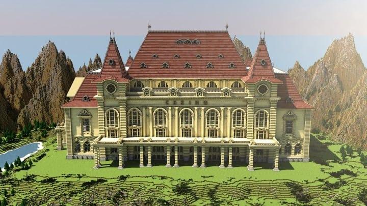 The Casino - Minecraft Building Inc