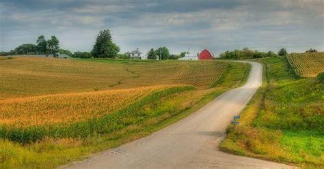 """Amish Country"" in Southeastern Minnesota near Lanesboro"