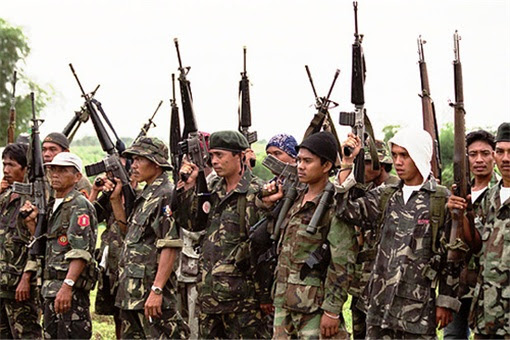 Sabah Invasion - MNLF Terrorist