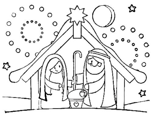 Nascita Di Gesù Natività