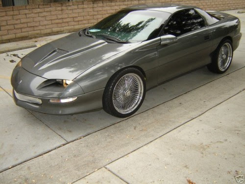 looking for a nice shade of gunmetal for the Z ...