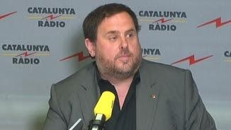 """Junqueras, a l'entrevista a """"El matí de Cataluny Ràdio"""""""