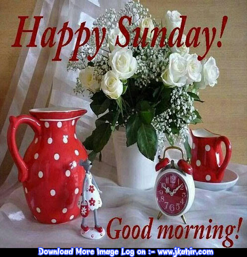 Happy Sunday Good Morning1 Jkahircom Hd Wallpaper Whatsapp