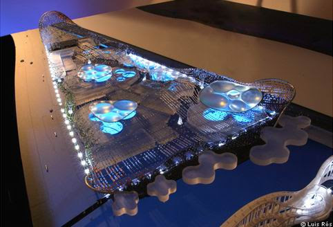 The Gowanus Lounge: Coney Island #2: New Aquarium Design Selected!