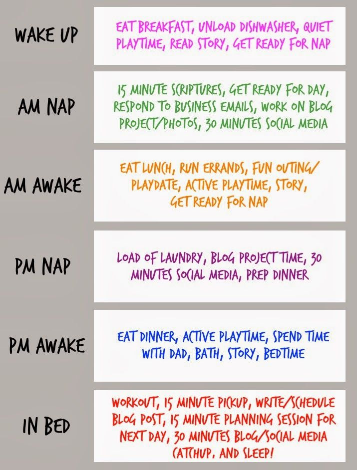 1000+ images about SAHM Life on Pinterest | Activities, Daily ...