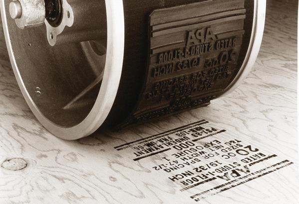 El método más efectivo para clasificar paneles de madera contrachapada