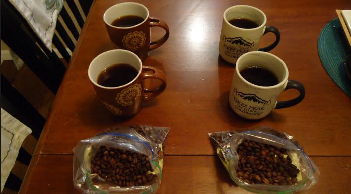 تخزين القهوة ثقف نفسك
