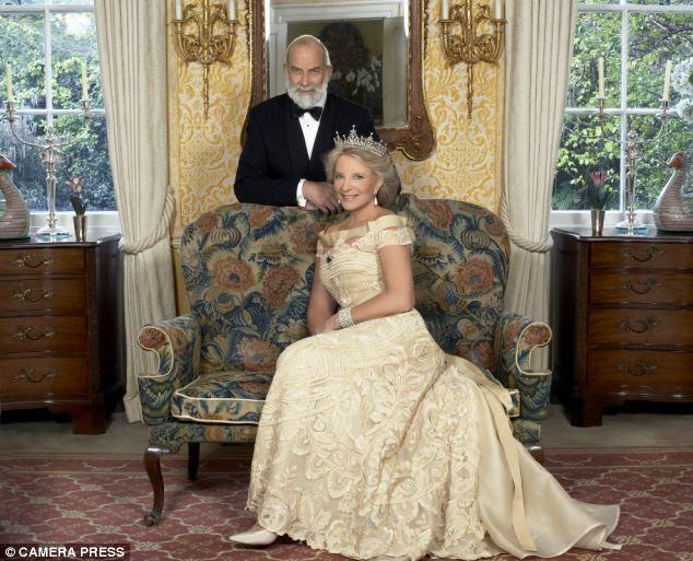 Poznajcie bliżej...księcia i księżną Michael z Kentu.