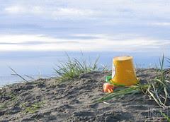 til minne om en vellykket strandtur