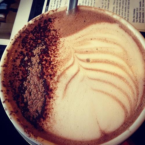 Hot chocolate Bowl WWKIP2012