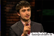 Daniel Radcliffe on Inside the Actors Studio
