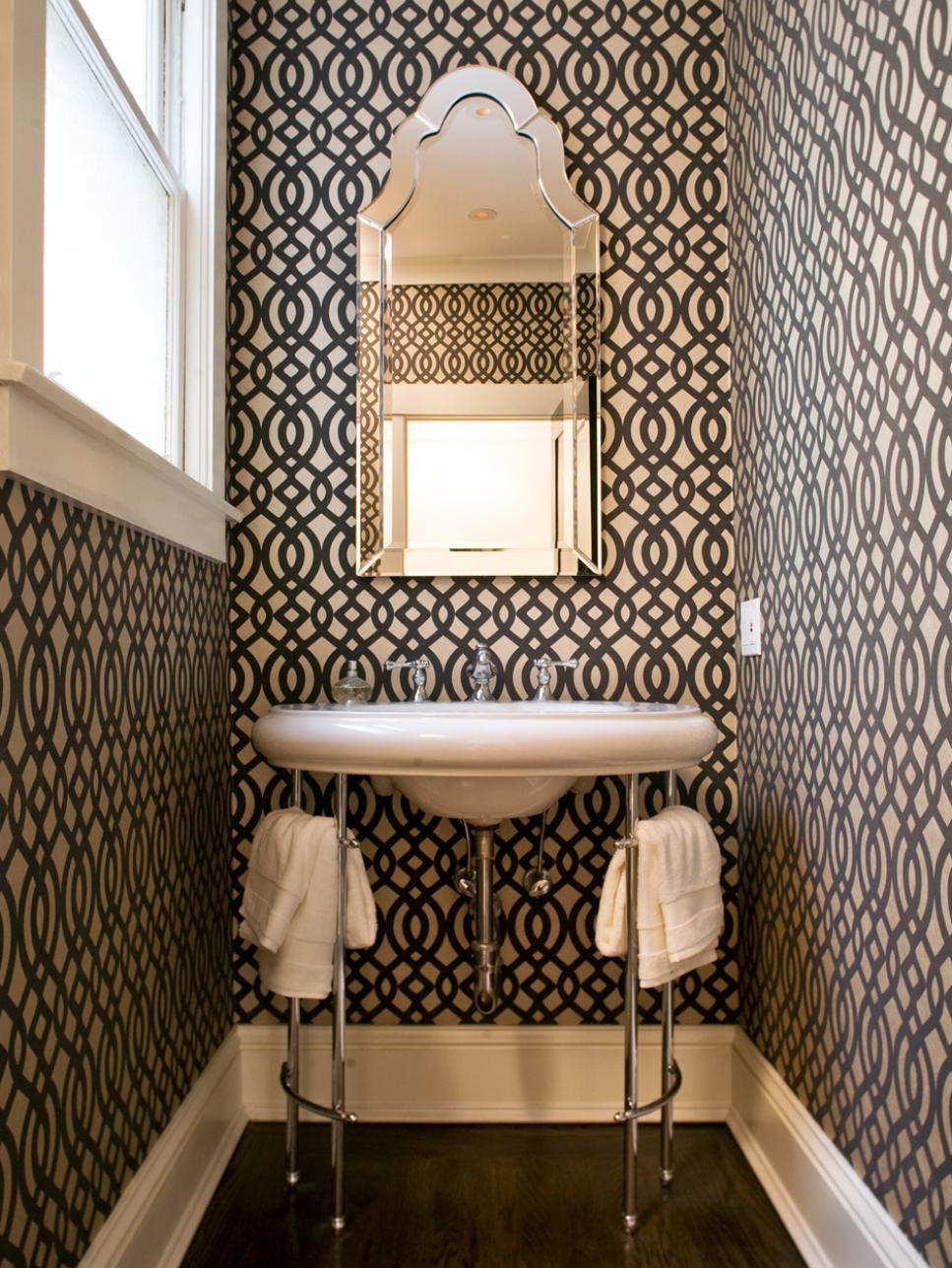 20 Small Bathroom Design Ideas | HGTV