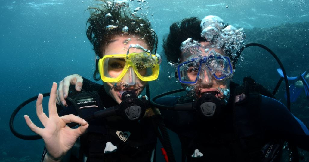 Image result for scuba breathing