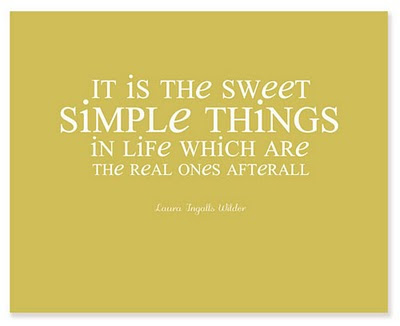 Simple Things Image Quotation 6 Sualci Quotes