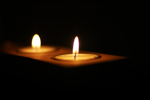 Side By Side Week 86 - By candle light