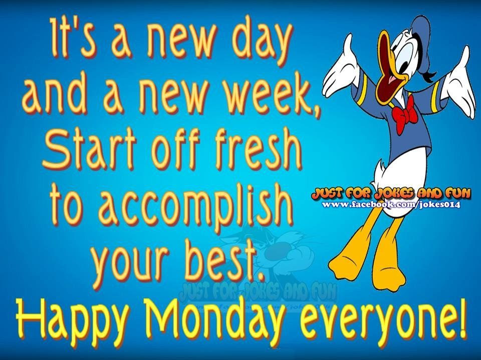 Its A New Day New Week Start Off Fresh Pictures Photos And Images