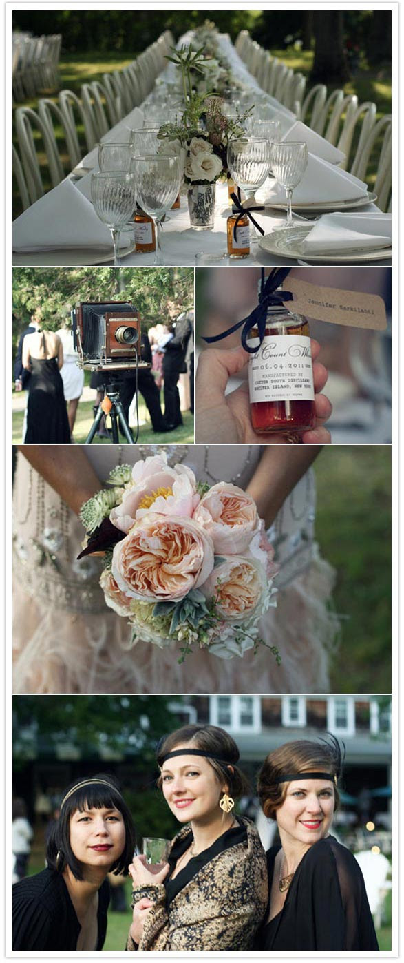 A Great Gatsby 20s Inspired Wedding Shannon Ed 100 Layer Cake