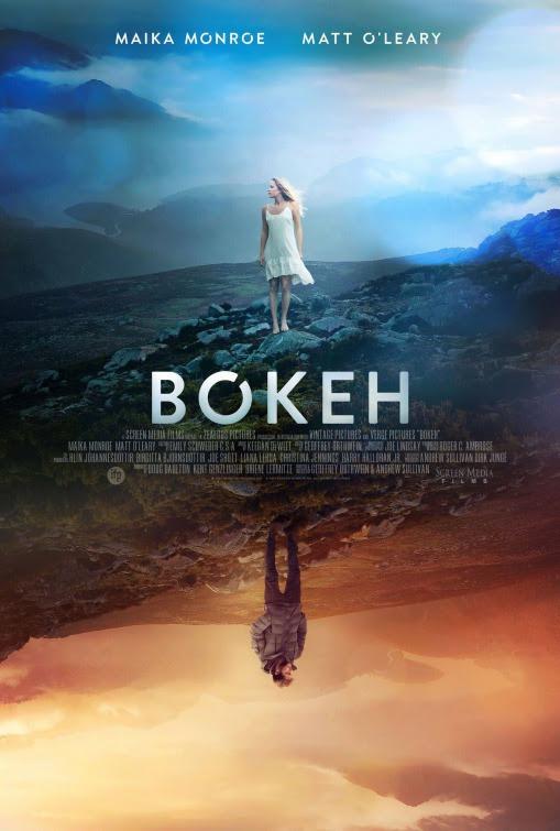 Resultado de imagem para Bokeh poster