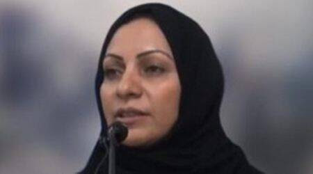 Bahrain female activist, 2 others freed from detention