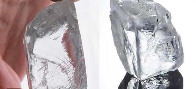 perierga.gr - Βρέθηκε τεράστιο διαμάντι 232 καρατίων!