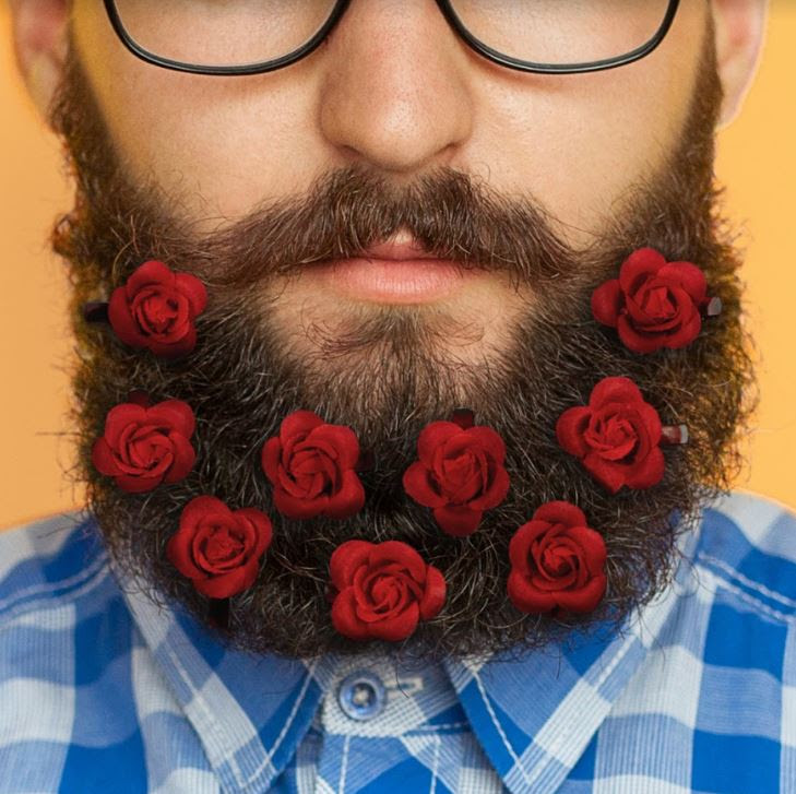 It will take one look at your flower stuffed face. Credit: Firebox.com