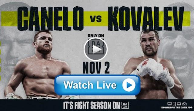En Vivo# Canelo vs Kovalev Live Stream <Fight TV> @FREE Boxing, Fight FRee Online
