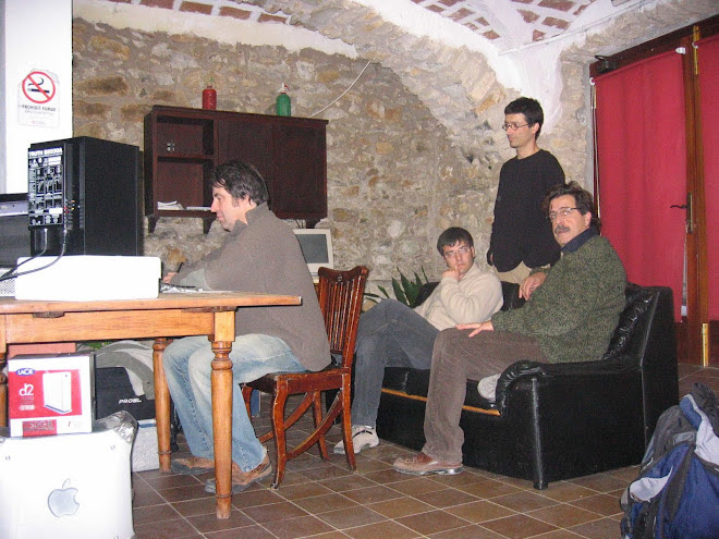 GRAVACIÓ DISC - Vilopriu desembre 2007