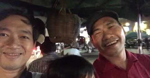 Du lịch bụi Campuchia | Phần 2 | Ăn gì ? Ở đâu?