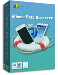 321Soft iPhone Data Recovery for Mac, recover lost data from iPhone, iPad, iPod touch