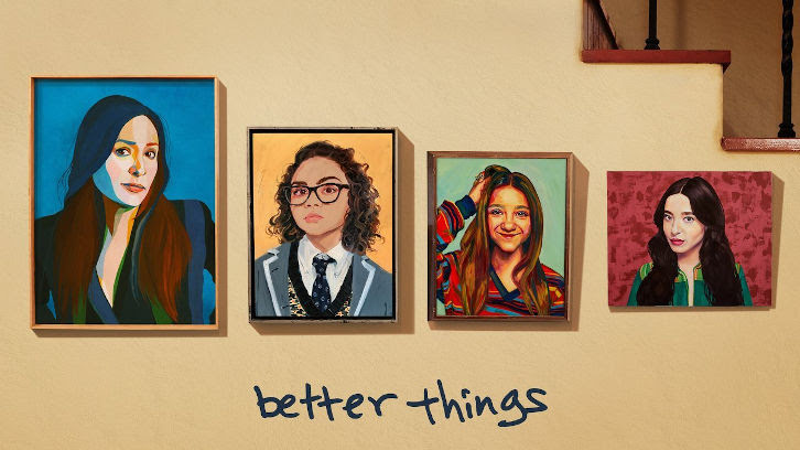 Better Things - Renewed for a 3rd Season