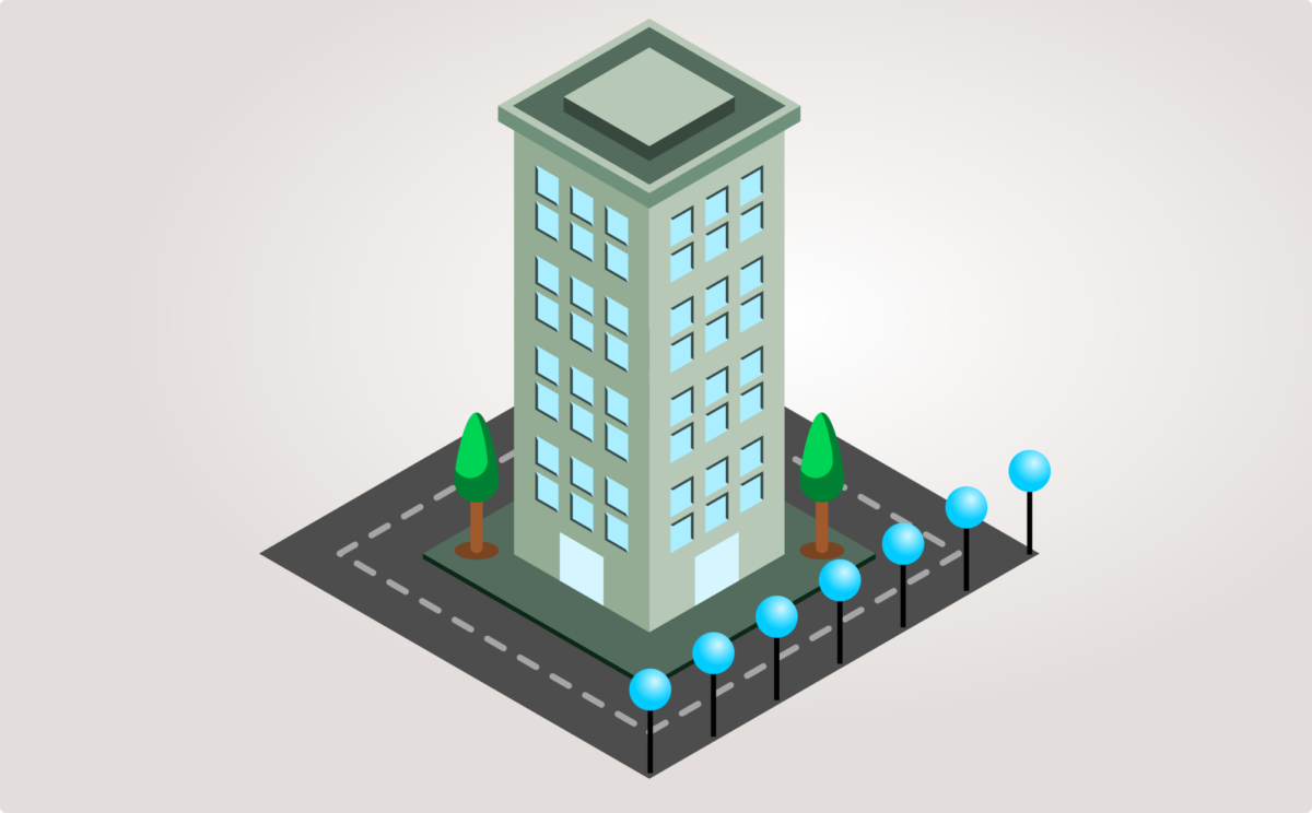 Inkscape - Building Vector (Isometric) - Blog - Naveen Web Solutions