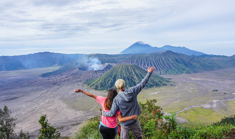 Image result for the best sunrise bromo