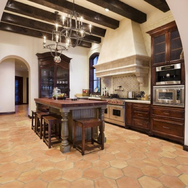 Spanish style kitchen | Kitchens | Pinterest