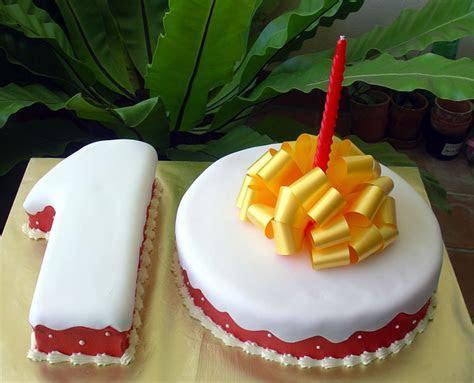 10 year wedding anniversary cakes   idea in 2017   Bella