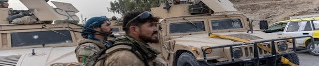 US Intelligence Predicted Afghan Military Collapse, Despite Biden's Assurances