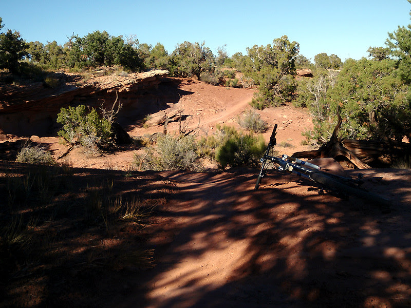 Whiptail Trail, Intrepid Trail System, Dead Horse Point State Park, Moab, Utah