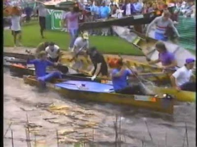 68th AuSable River Canoe Marathon July 25-26