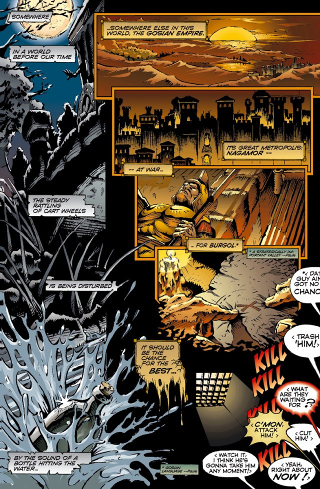 Helden Issue 1 Page 1