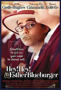 Hey Hey It's Esther Blueburger - Poster