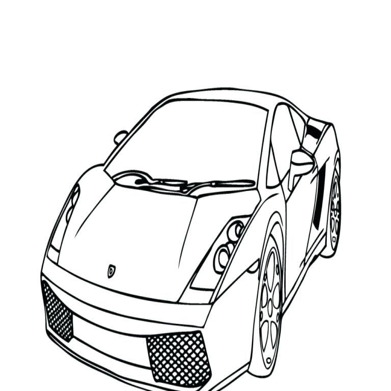 Lamborghini Car Coloring Pages at GetColorings.com | Free ...