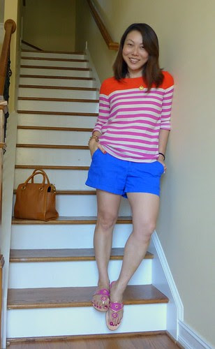 colorblock stripes