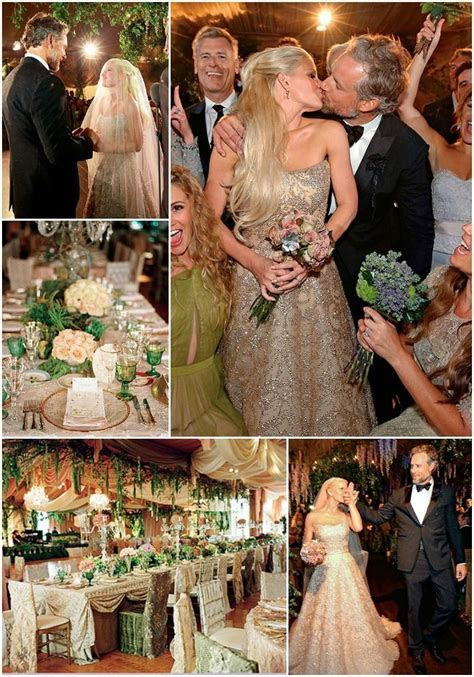 Eric Johnson and Jessica Simpson   Weddings Everything